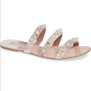 Embellished Leith Stunner Strappy Sandals
